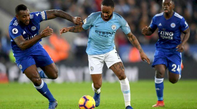 Leicester vs. Man. City.