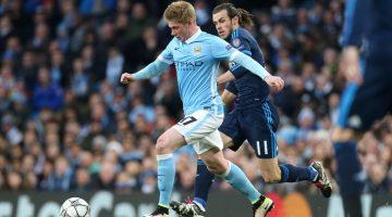 De Bruyne vs. Gareth Bale
