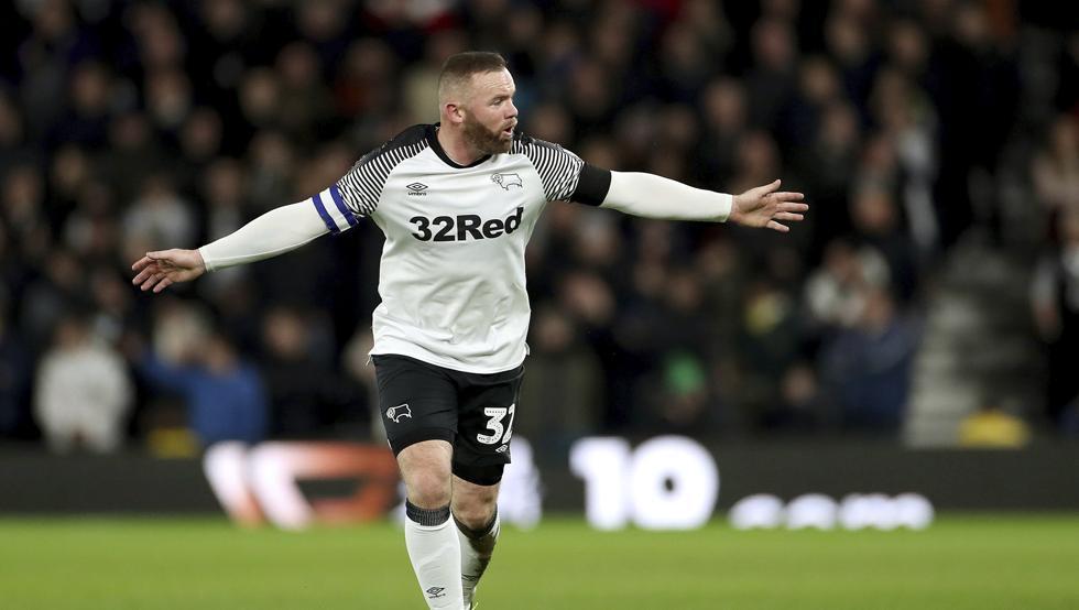 Wayne Rooney se enfrentará a su equipo de sueños.