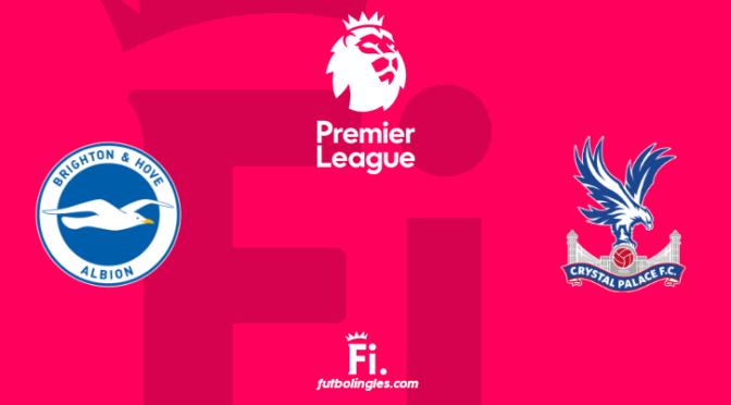 Brighton vs Crystal Palace