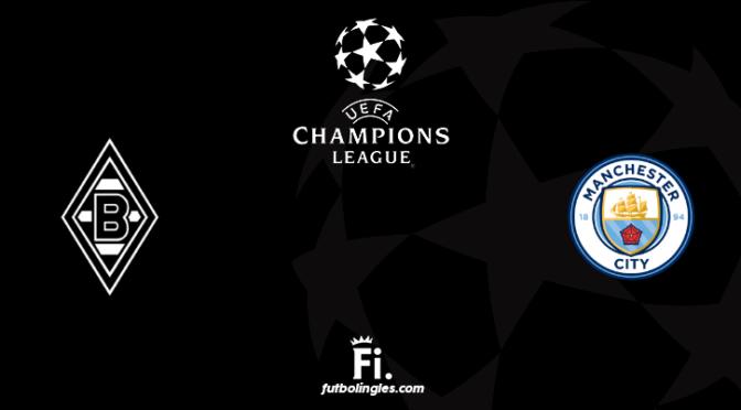 Gladbach vs Manchester City